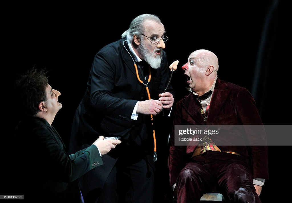 """The Nose"" Performed By The Royal Opera : News Photo"