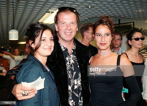 Wolfgang Fierek Ehefrau Djamila MendilSchwägerin Anissa Michael Jackson Friends BenefizKonzert MünchenOlympiastadion