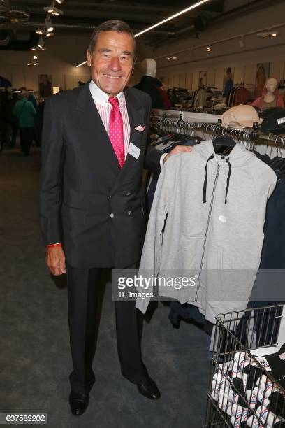 Wolfgang Grupp attend the opening of the City Outlet Geislingen on October 27 2016 in Geislingen Germany