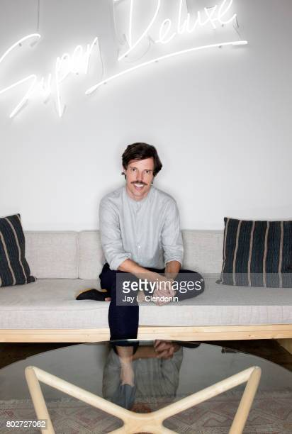 Wolfgang Hammer is photographed for Los Angeles Times on June 6, 2017 in Los Angeles, California. PUBLISHED IMAGE. CREDIT MUST READ: Jay L....