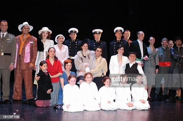 Wolfgang Hoetzel Gino D' Oro Chor MusicalTheater Bremen Musical Evita A n d r e w L l o y d W e b b e r Sängerin Sänger Schauspielerin Schauspieler...