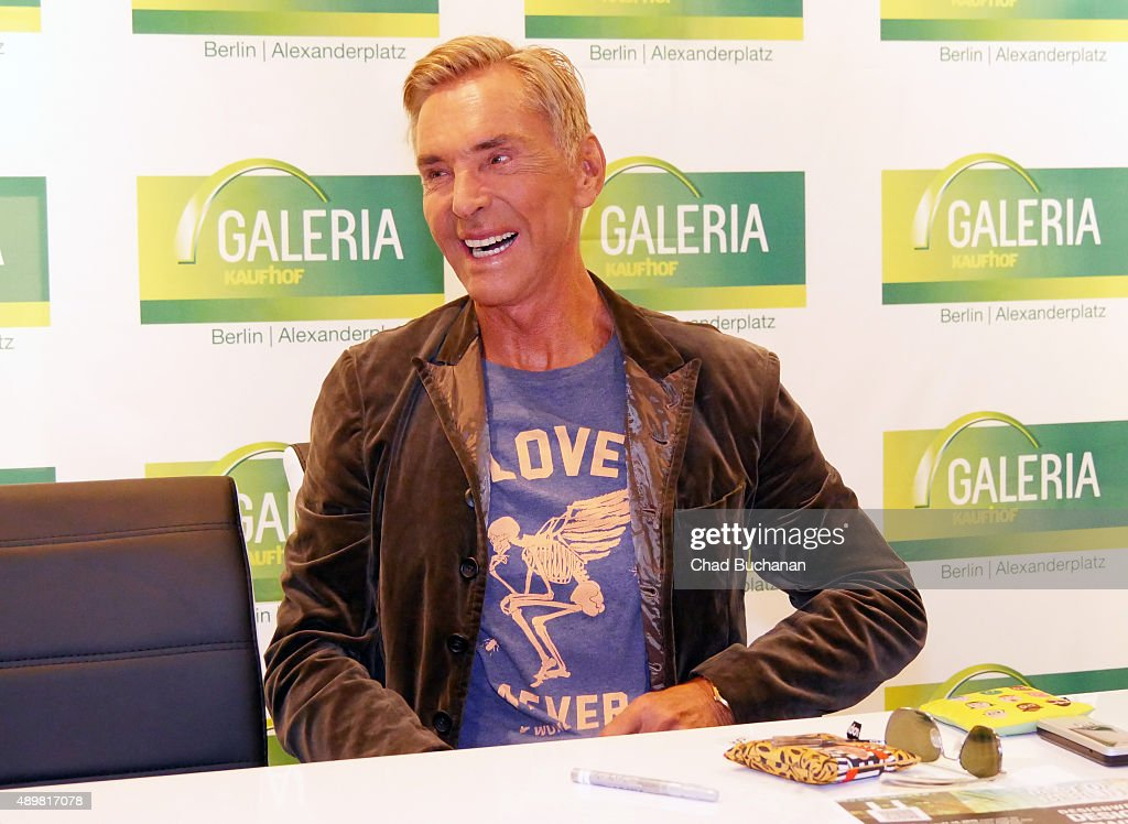 Wolfgang Joop Autograph Session In Berlin : News Photo