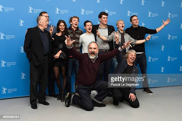 Wolfgang Kohlhaase; Clemens Meyer, Ruby O. Fee, Merlin Rose, Joel Basman, Marcel Heuperman, Julius Nitschkoff, Frederic Haselon, Peter Rommel and...