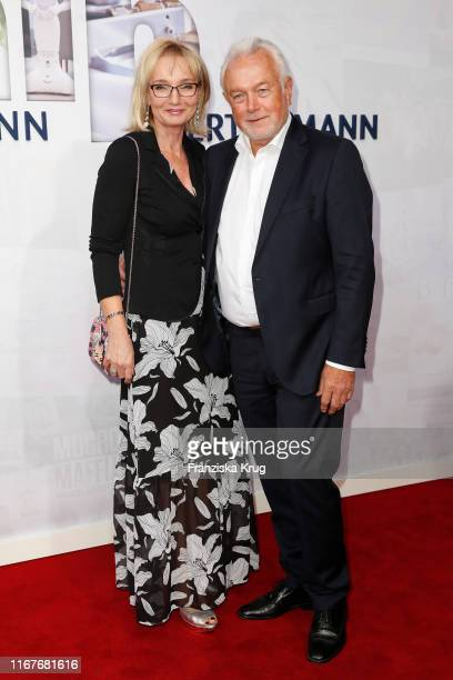 Wolfgang Kubicki and Annette MarberthKubicki during the Bertelsmann Party 2019 at Bertelsmann Repraesentanz on September 12 2019 in Berlin Germany