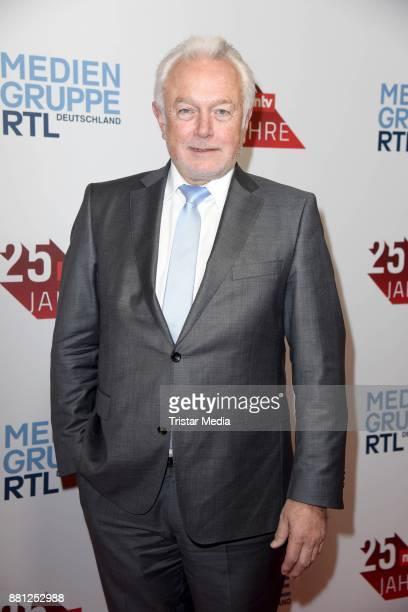 Wolfgang Kubicki attends the 25 years anniversary ntv event at Bertelsmann Repraesentanz on November 28 2017 in Berlin Germany