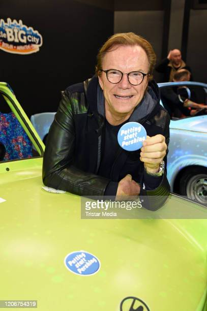 Wolfgang Lippert during the Little BIG City Trabi Event on March 12, 2020 in Berlin, Germany.