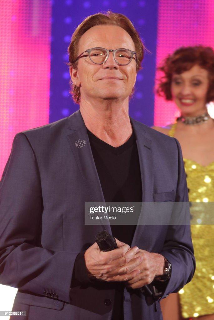 Ross Antony Hosts 'Meine Schlagerwelt - Die Party' TV Show In Leipzig