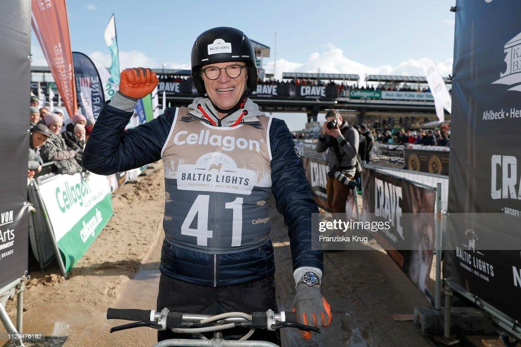 "DEU: ""Baltic Lights"" Sled Dog Race"