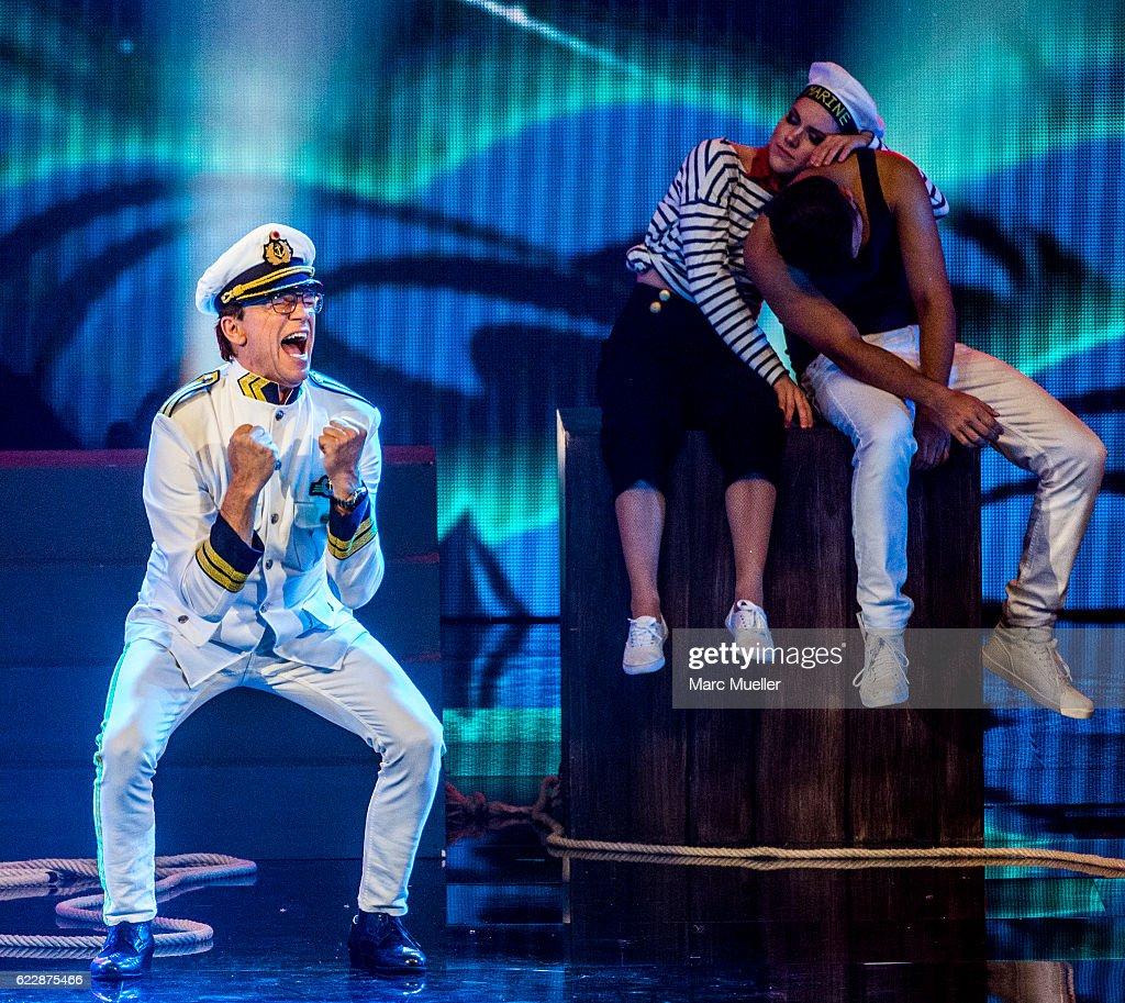 'Deutschland tanzt' First Live Show