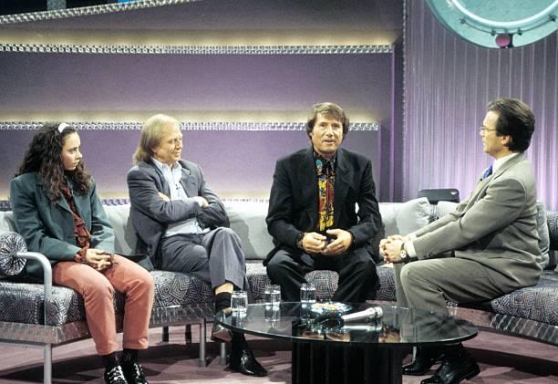 Wolfgang Lippert, Udo Jürgens (Sänger), Wolfgang Petersen (Holly ...