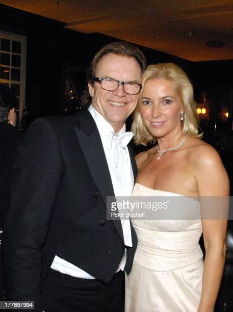 Wolfgang Lippert und Ehefrau Gesine 7 Semper Opernball Semperoper Dresden Sachsen Deutschland Europa BallSaal SemperOper Ball Feier feiern sexy...