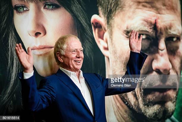 Wolfgang Petersen attends the 'Tatort Der Grosse Schmerz' premiere in Berlin at Kino Babylon on December 16 2015 in Berlin Germany