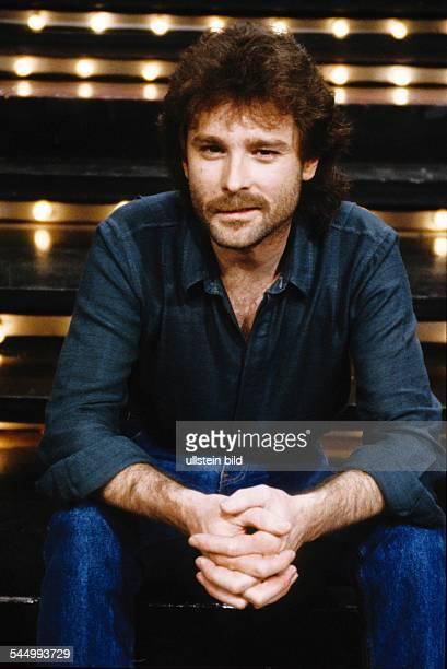 Wolfgang Petry Musician Singer Pop music Germany 1983