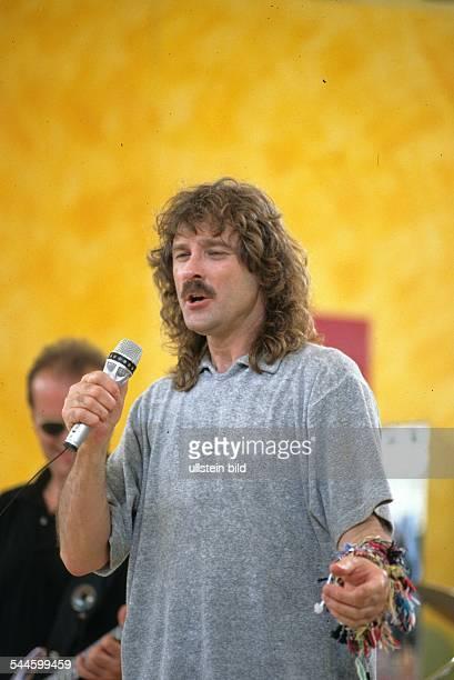 Wolfgang Petry Saenger Schlager D Auftritt 1998
