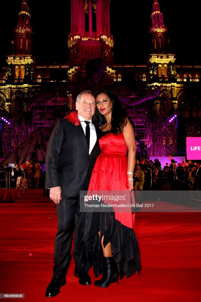 Red Carpet Arrivals - Life Ball 2017