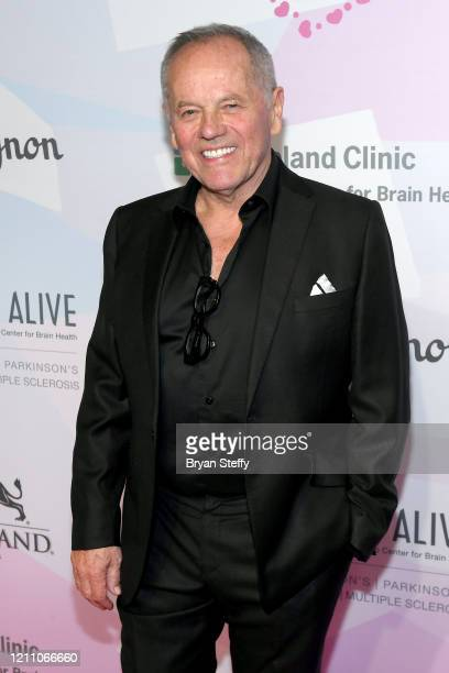 Wolfgang Puck attends the 24th annual Keep Memory Alive 'Power of Love Gala' benefit for the Cleveland Clinic Lou Ruvo Center for Brain Health at MGM...