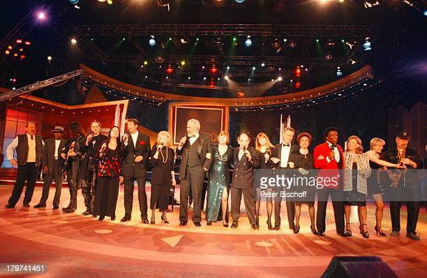 Wolfgang Völz, Stefan Waggershausen, Nana;Mouskouri, Udo Jürgens, Bibi Johns,;Gunther Emmerlich, Ute Mann mit;Ehemann Paul Kuhn, Katja...