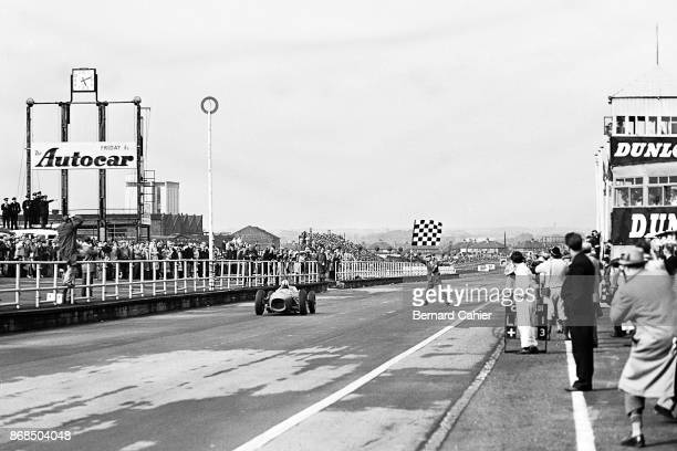Wolfgang von Trips Ferrari 156 Sharknose Grand Prix of Great Britain Aintree 15 July 1961