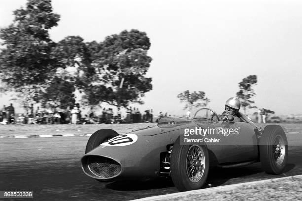 Wolfgang von Trips Ferrari D246 Grand Prix of Argentina Autodromo Juan y Oscar Galvez Buenos Aires 07 February 1960