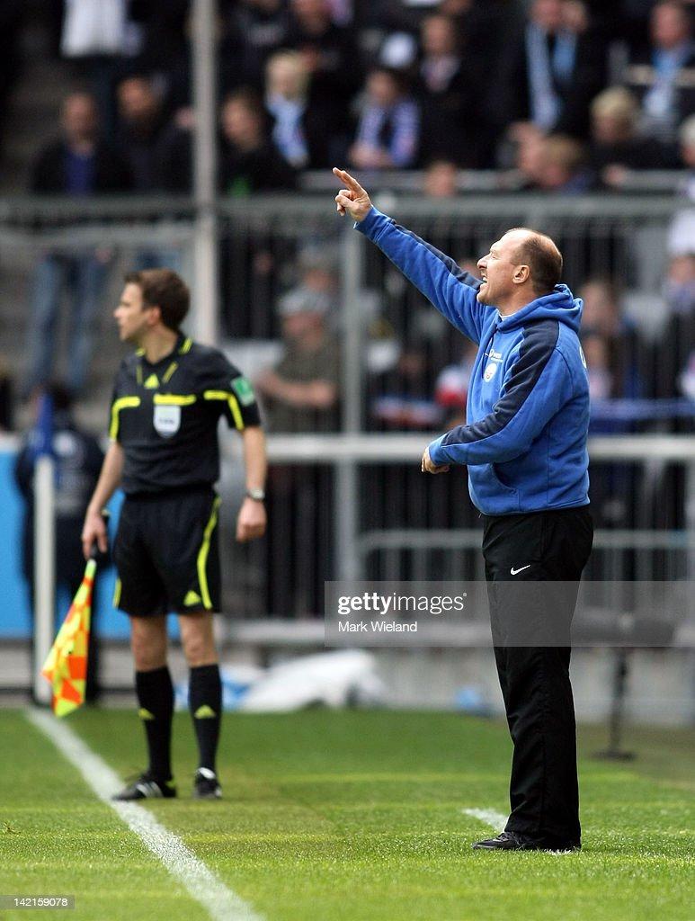 1860 Muenchen v Hansa Rostock - 2. Bundesliga