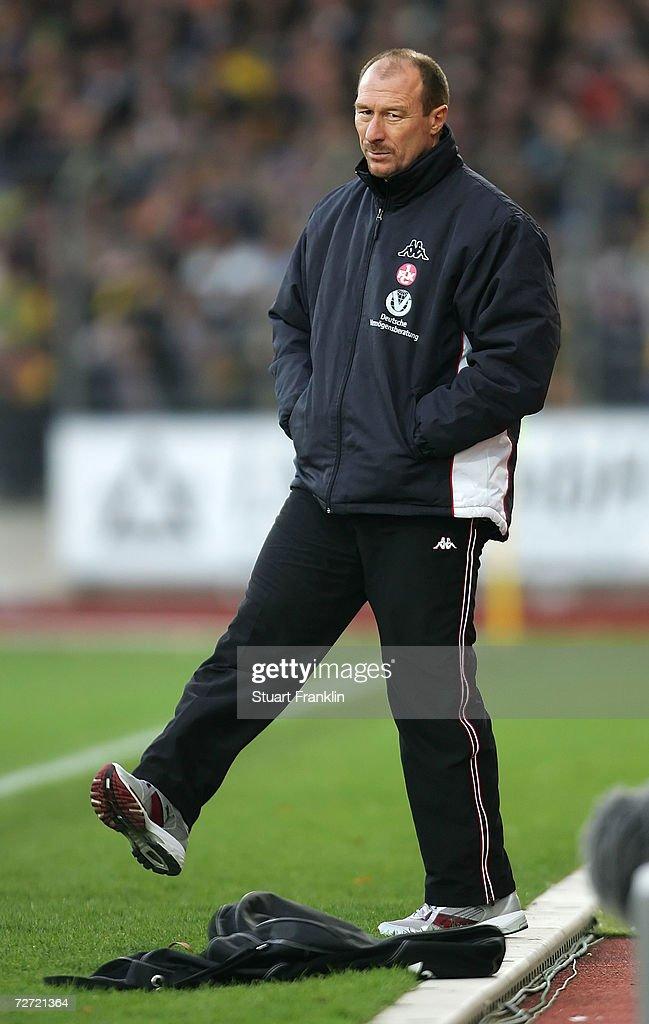 Fc Kaiserslautern Trainer