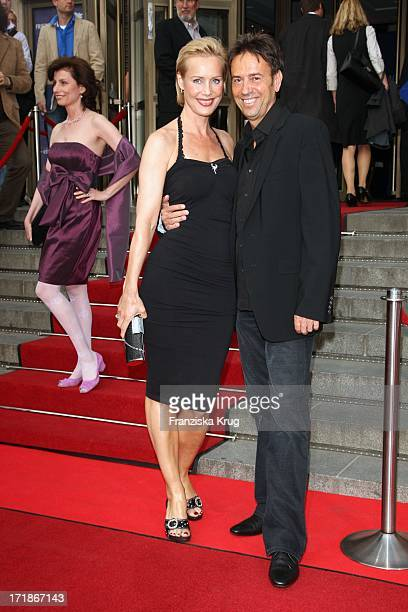 Wolfgang Ziegler and wife Annette at the anniversary gala to 25 Years of New FriedrichstadtPalast In Berlin