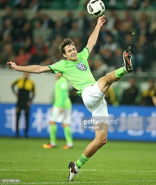Wolfsburg Germany 1Bundesliga 4 Spieltag VfL Wolfsburg BV Borussia Dortmund Philipp Wollscheid