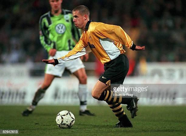 Wolfsburg VFL WOLFSBURG BORUSSIA DORTMUND 00 Lars RICKEN/Borussia Dortmund