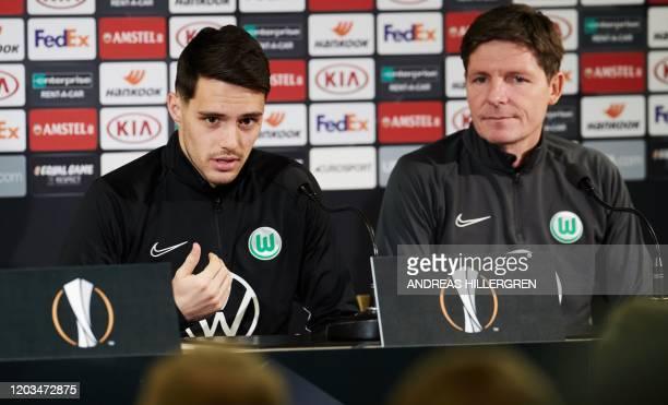 SWE: Malmo FF v VfL Wolfsburg - UEFA Europa League Round of 32: Second Leg