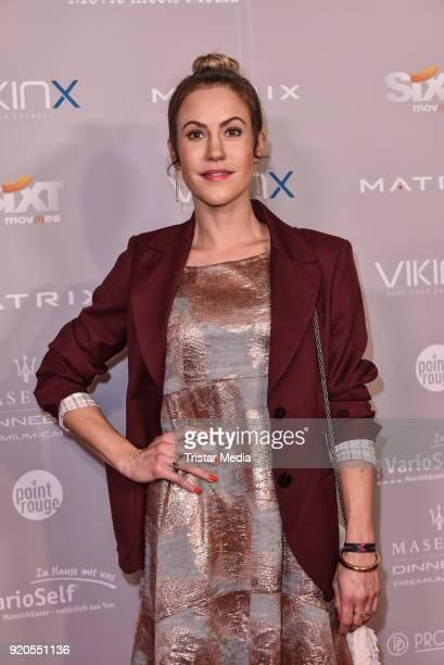 Wolke Hegenbarth attends Movie Meets Media 2018 on February 18 2018 in Berlin Germany