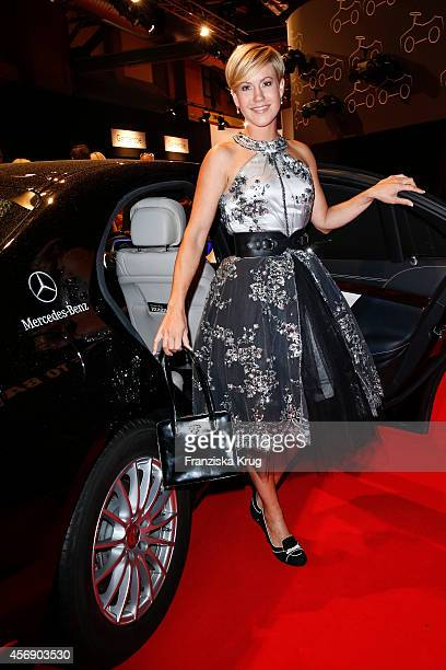 Wolke Hegenbarth attends the Tribute To Bambi 2014 on September 25 2014 in Berlin Germany