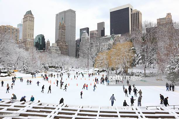 Wollman Rink, Central Park, New York