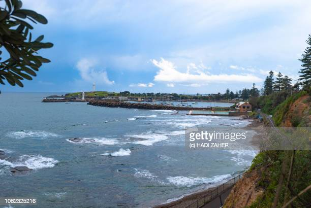 Wollongong Harbour after rain | New South Wales | Australia