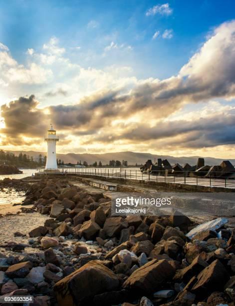 Wollongong Light house