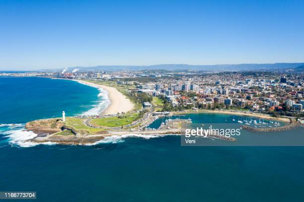 wollongong, nsw, australia - wollongong stock pictures, royalty-free photos & images