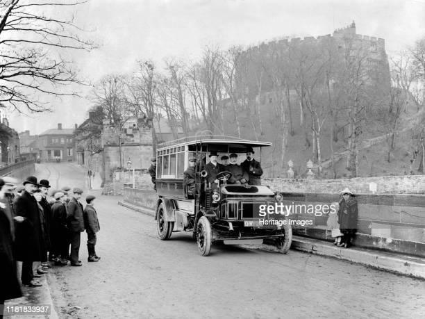 Wolseley 20hp 2 ton bus. Creator: Unknown.