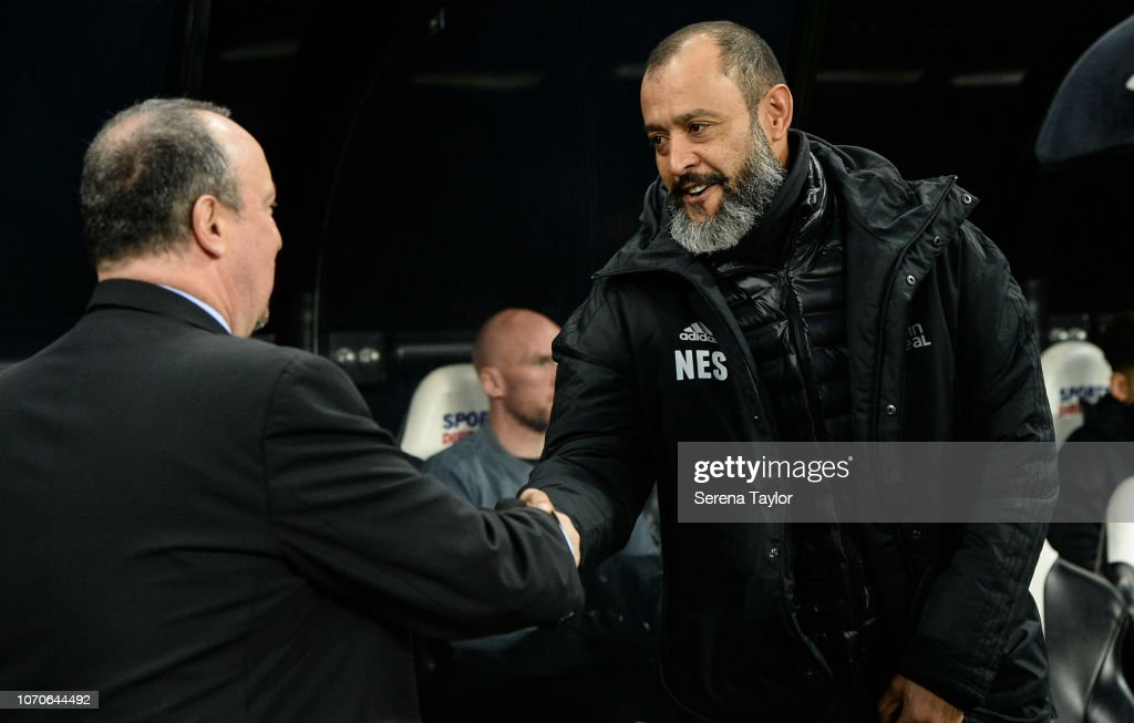 Newcastle United v Wolverhampton Wanderers - Premier League : News Photo