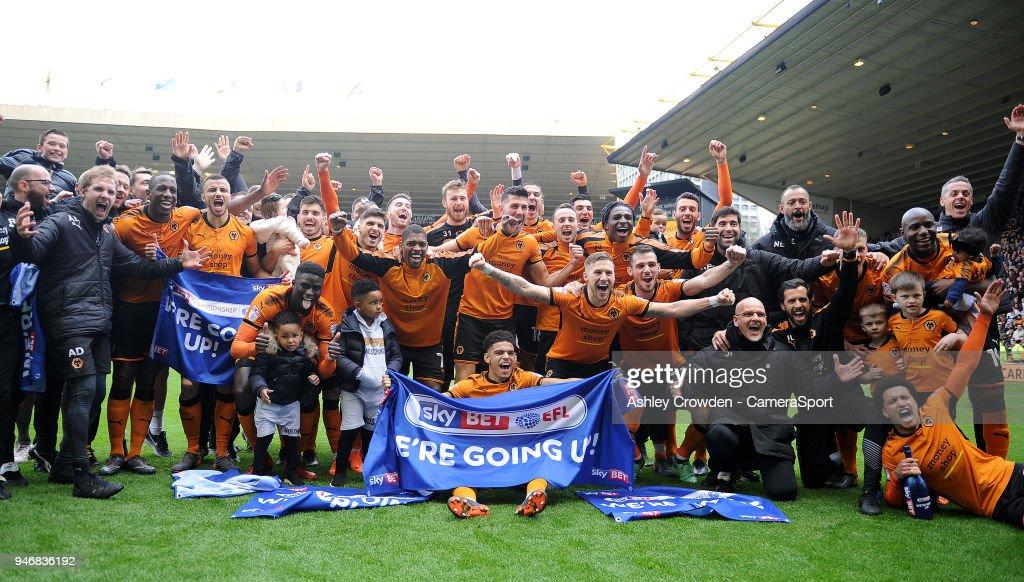 Wolverhampton Wanderers v Birmingham City - Sky Bet Championship : News Photo