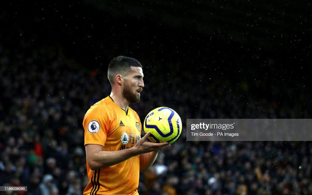Wolverhampton Wanderers v Tottenham Hotspur - Premier League - Molineux : News Photo
