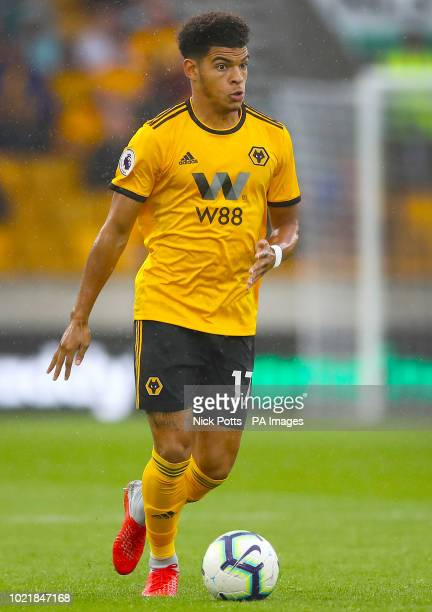 Wolverhampton Wanderers' Morgan GibbsWhite