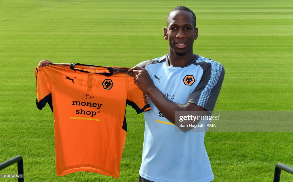 Wolves Unveil New Signing Willy Boly