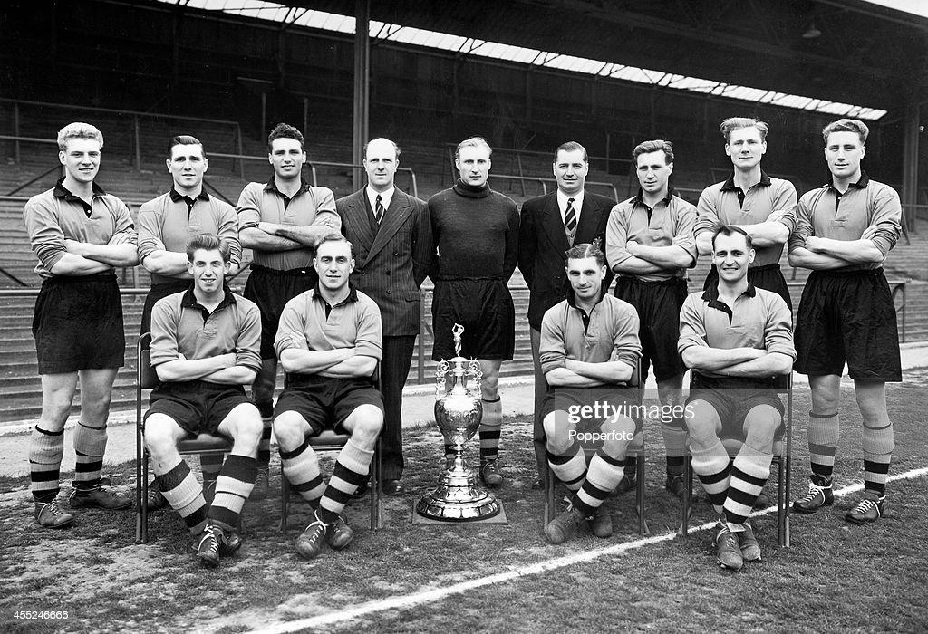 Wolverhampton Wanderers - League Champions : News Photo