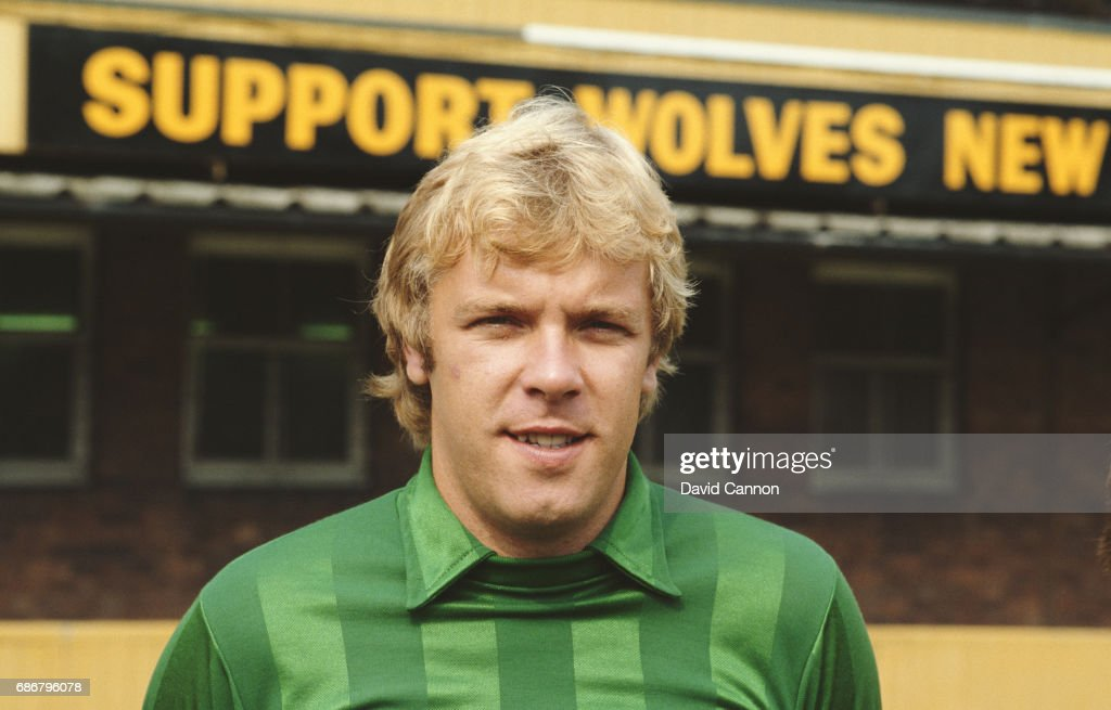 Wolverhampton Wanderers goalkeeper Paul Bradshaw 1982 : News Photo