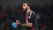 wolverhampton england wolves goalkeeper rui patricio
