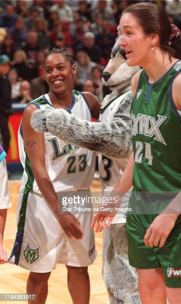 Wolves v Detroit please concentrate some on Dean Garrett for a backpage poster as well Scott as well Would be nice to send two shooters vk Lynx...