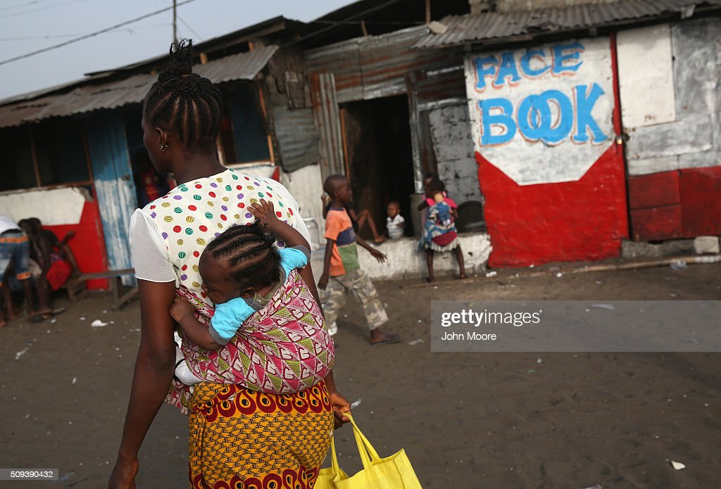 Ebola Epidemic Over, Liberia's West Point Slum Struggles On : News Photo