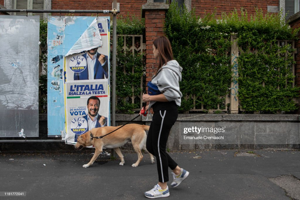 ITA: Italians Vote In The EU  Elections