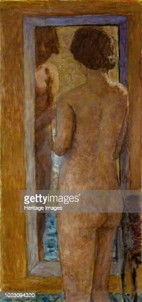 Woman at her Toilet circa 1934 Found in the Collection of Musée d'art moderne de la Ville de Paris