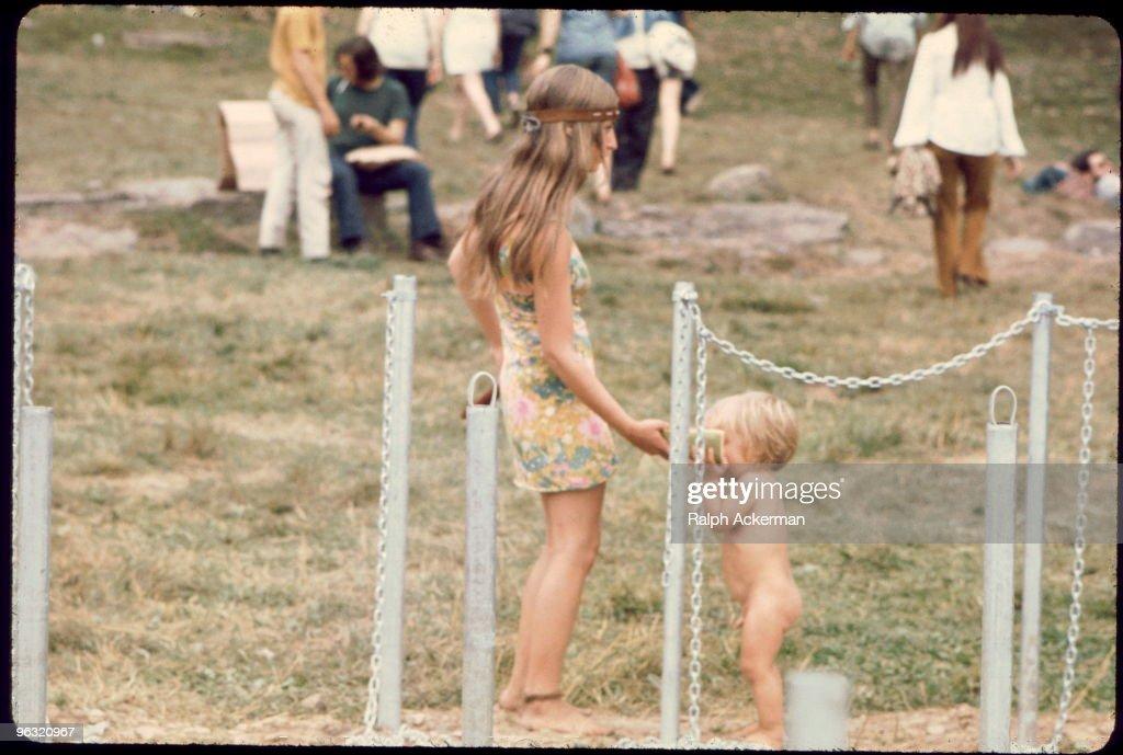 Woodstock : News Photo