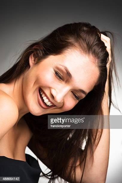 Frau Schönheit Porträt